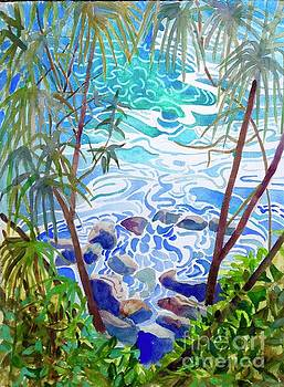 Lahala and Surf by Diane Renchler