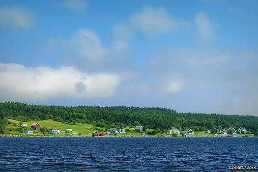 LaHave, Nova Scotia by Ken Morris