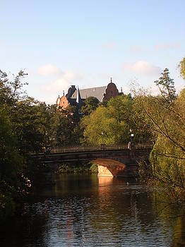 Lahn River by Jessica Hoover