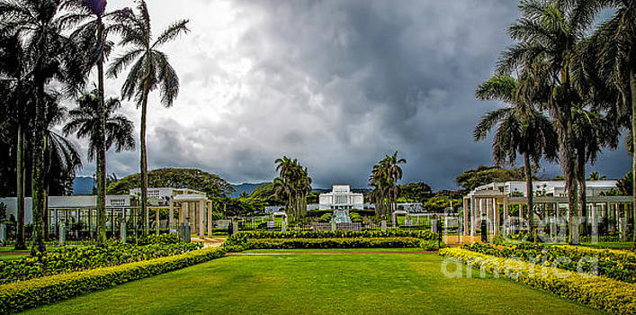 Jon Burch Photography - Laie Temple