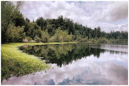 Lake Benoist by Eric Bjerke Sr
