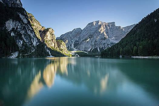 Lake Braies - Sudtirol / Italy by Massimo Mazza