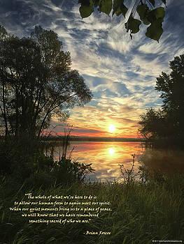 Lake by Brian Roscoe