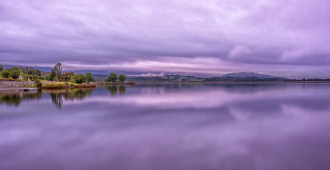 Lake Brunner by Dave McGregor