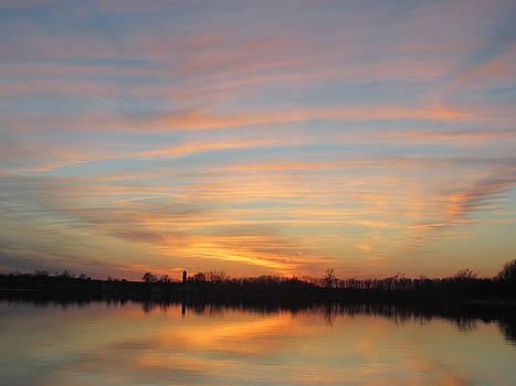 Lake Champlain. by Mike Homblette