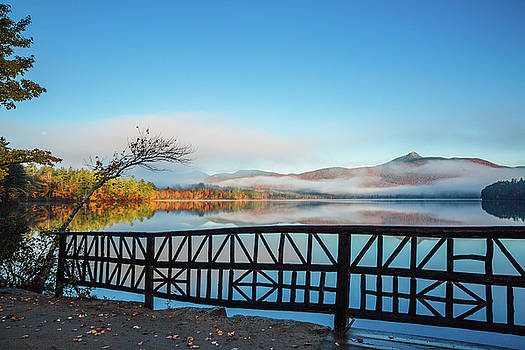 Lake Chocorua Bridge by Robert Clifford