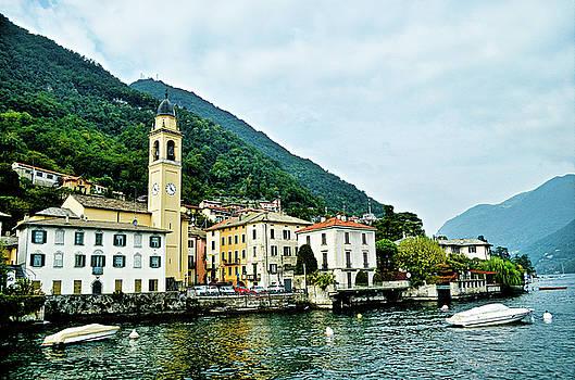 Lake Como View by La Dolce Vita