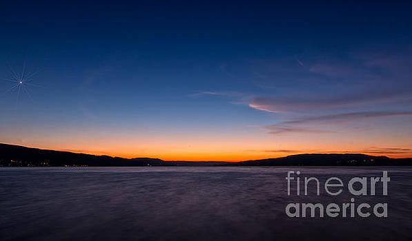 Lake Constance II by Bernd Laeschke