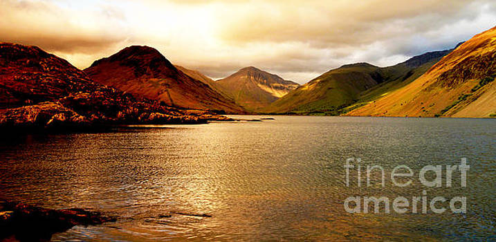 Lake District Cumbria UK by Steven Brennan