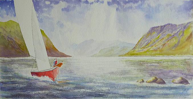 Lake District Memories by David Godbolt