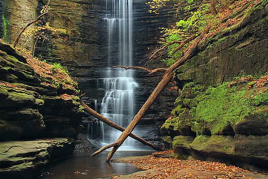 Lake Falls 1 by Greg Matchick