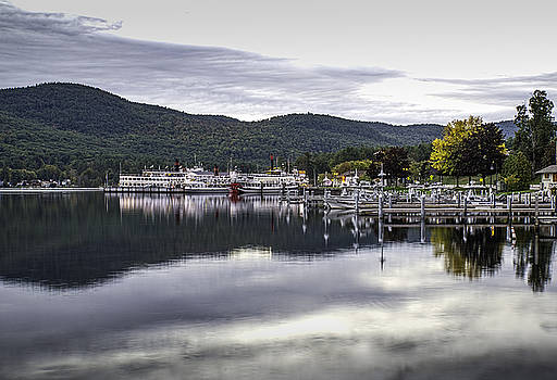 Lake George Reflections by Ray Summers Photography