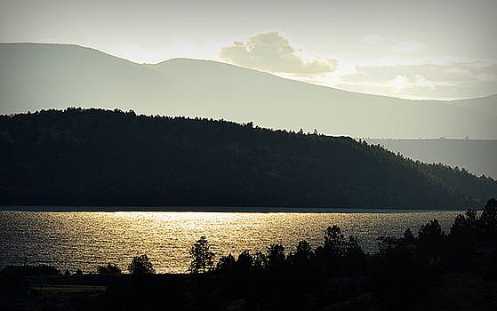 Lake Glimmer by AJ  Schibig