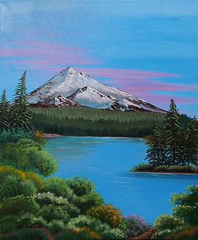 Lake Guardian by Carol Sabo