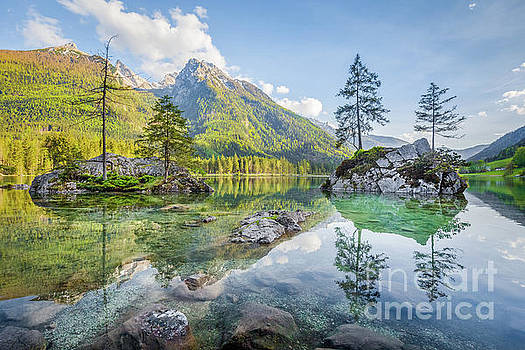 Lake Hintersee by JR Photography