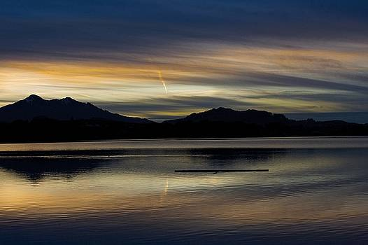 Lake Hopfensee by Franz Fotografer