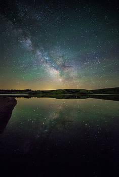 Lake Hudson  by Aaron J Groen