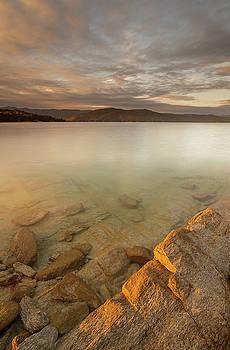 Lake Jocassee 17 by Derek Thornton