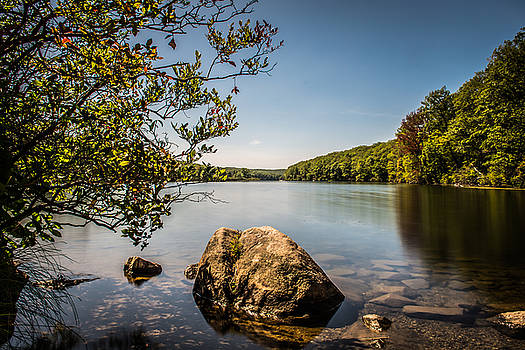 Lake Kanawauke by Michael Santos