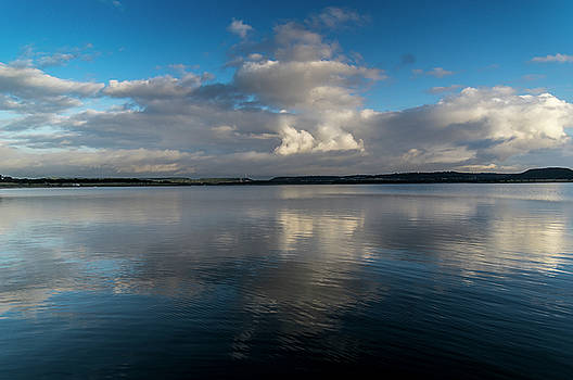 Lake Landscape by Bob Marquis
