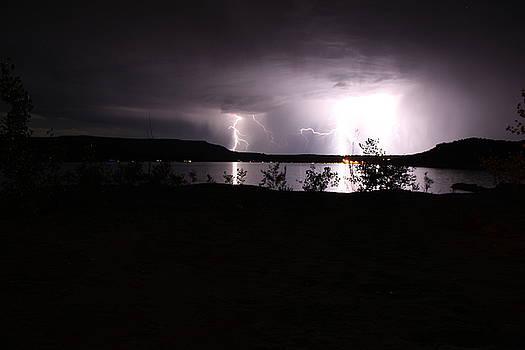 Lake Lightning by Craig Butler