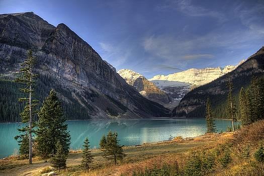 Jedediah Hohf - Lake Louise 2