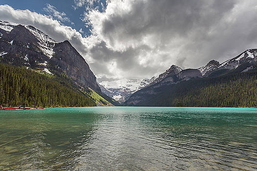 Lake Louise, Banff National Park by Stuart Gennery