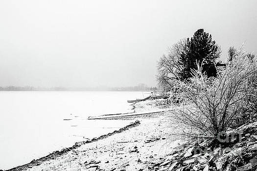 Lake Loveland Winter by Jon Burch Photography