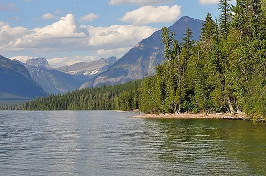 Lake McDonald by D Nigon