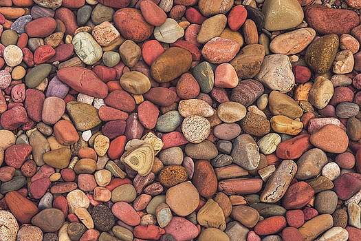 Lake McDonald Jewels by Scott Wheeler