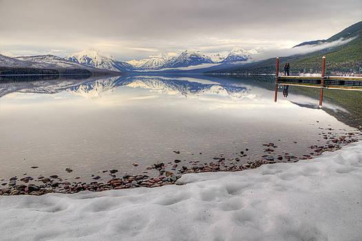 Jedediah Hohf - Lake McDonald, Montana