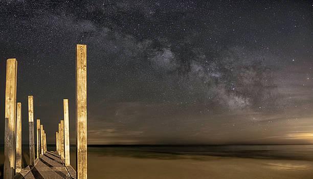 Lake Michigan Sky by Tony Fuentes