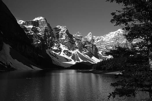 David Matthews - Lake Moraine