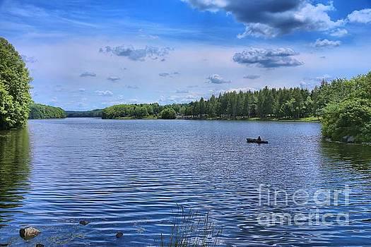 Lake Nockamixon by DJ Florek
