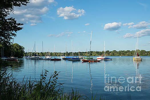 Wayne Moran - Lake Nokomis Minneapolis City of Lakes