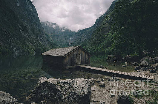 Lake Obersee by JR Photography