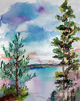 Ginette Callaway - Lake Oswego Oregon