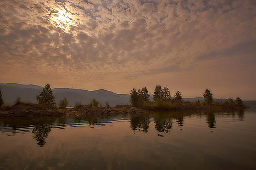 Lake Roosevelt Washington2 by Loni Collins