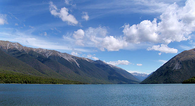 Lake Rotoiti by Brian Puyear