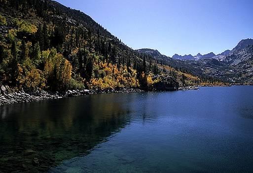 Don Kreuter - Lake Sabrina Fall Color