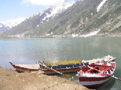 Lake by Sajjad Musavi