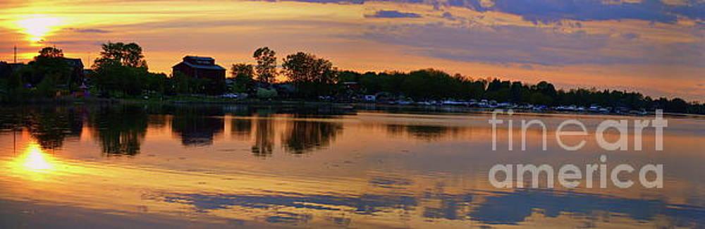 Lake Scugog Ontario Canada by Irfan Gillani