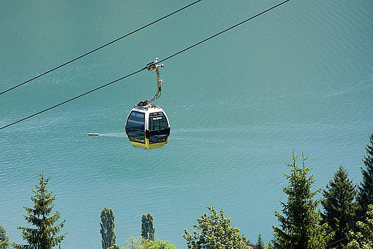 Aivar Mikko - Lake See and Cable Car