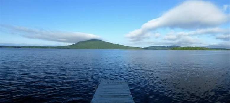 Lake side by Scott Welton