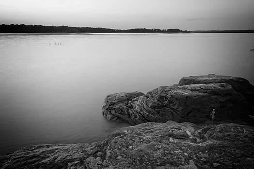 Ricky Barnard - Lake Sunset XI