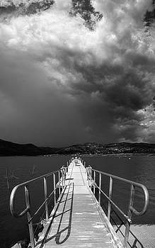 Lake Sutherland Storm by William Dunigan