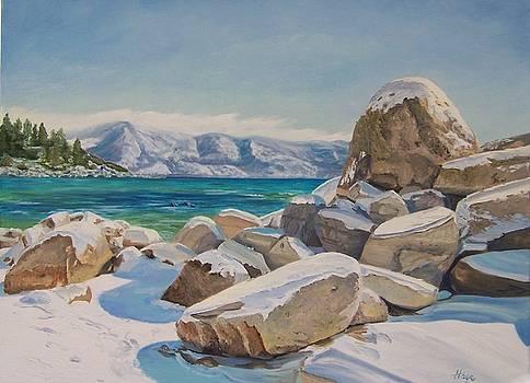 Lake Tahoe Beauties by Donna Hays