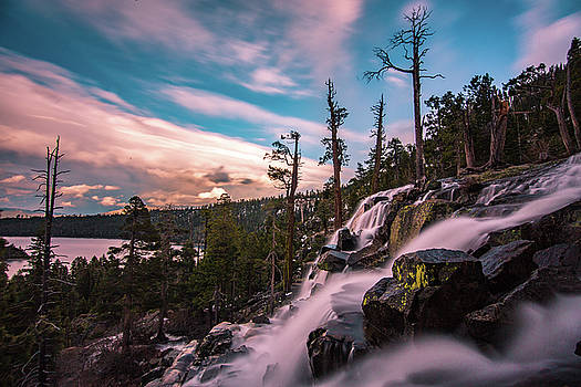 Lake Tahoe by Daryll Vispo