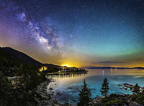 Lake Tahoe Dream by Tony Fuentes