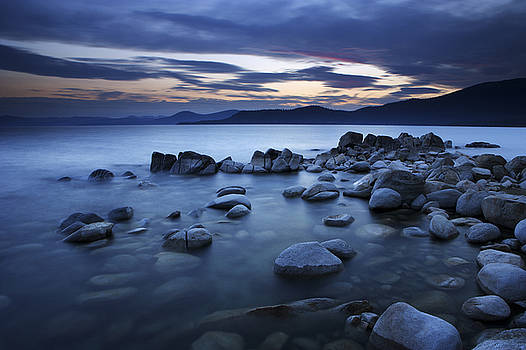 Lake Tahoe Sunset by Eric Foltz